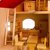 庭付き人形の家:ドライブレッター社の台所部屋セット(別売)