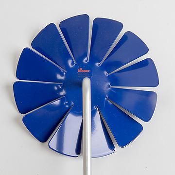 風車 アルミ青