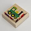 キューブパズル 機関車: