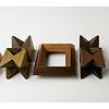 【完売】ホルツ・ネフスピール(百町森30周年記念限定版):6/8にネフ社から届いた写真その2です。左から、薫製したアカシア(Ahorn, maple)、アメリカクロクルミ(Amerikanischer Nussbaum, Black walnut)、薫製のオーク(Eiche, oak)