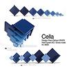 セラ:パターンコンペの優秀作品を掲載したオリジナル・パターン表をお付けします。