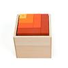 キュービックス:+500円で木箱をお付けします。