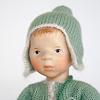 ポングラッツ人形木製(H227):
