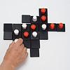 カロ KARO:「4つの環」では黒いタイルも移動する。