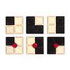 チョコレートゲーム:カードは6種類