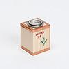 ふた付き紅茶缶:ふたが閉まります。