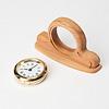 置き時計:時計は外れます