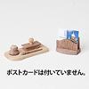 書斎机小物セット:つけペン、インク壷、ブロッターは、トレイにぴったり収まります。