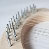 アウリスライヤー 23弦:弦の高さは2段。上はピアノの白鍵、下は黒鍵に相当。