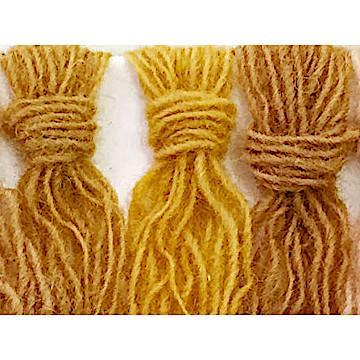 【キット】赤ちゃんラッセ(縫製有)ラッセ 中茶・肌色・縫有