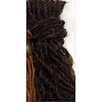 【キット】ウォルドルフ人形 D体(縫製有)D体 黒髪・茶肌・縫有