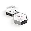 Rocca Classics(ロッカ・クラシック):手のひらサイズの六角形のパッケージが可愛い。写真は蓋を開けたところ。