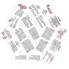 Rocca Classics(ロッカ・クラシック):しかも、全部広げるとこれまた六角形に。凝り過ぎでしょ!