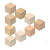 Rocca Card Blocks(ロッカ・カードブロック):ちょっと不思議な形