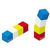 Rocca Card Blocks(ロッカ・カードブロック):色の面もカラフルで楽しい。